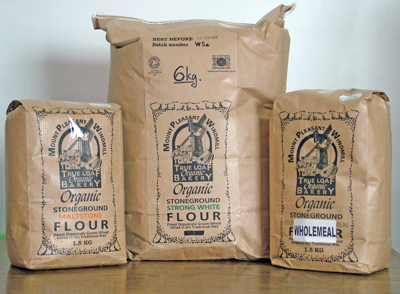 Mount Pleasant flour
