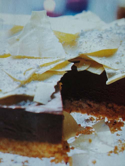 Chocolate Truffle cake (500)