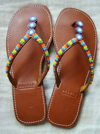 Beadle sandals (500)