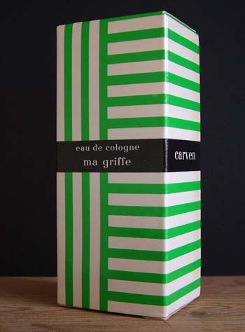 Ma Griffe packaging (500)